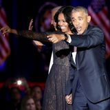 Sie haben Geschichte geschrieben: Als erster schwarzer US-Präsident regierte Barack Obama acht Jahre lang in Washington D.C. Nun nehmen sie Hand in Hand Abschied. Das Powerpaar Michelle und Präsident Barack Obama bedanken sich beim amerikanischen Volk.