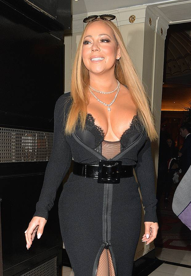 Mariah carey die schlimmsten looks der pop diva bildergalerie s 18 - Mariah carey diva ...