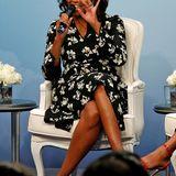 Fashion-Vorbild Michelle Obama, hier im eleganten Daisy-Dress.