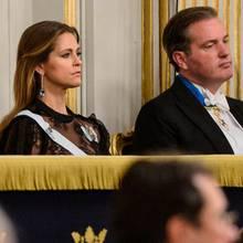 Prinzessin Madeleine, Chris O'Neill
