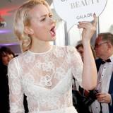 "Topmodel Franziska Knuppe ist eine echte ""Beauty""."