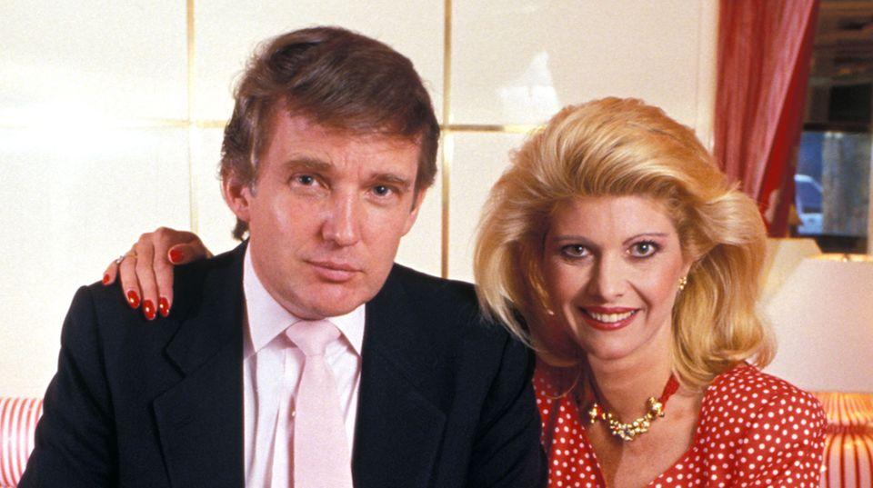 Donald Trump, Ivana Trump