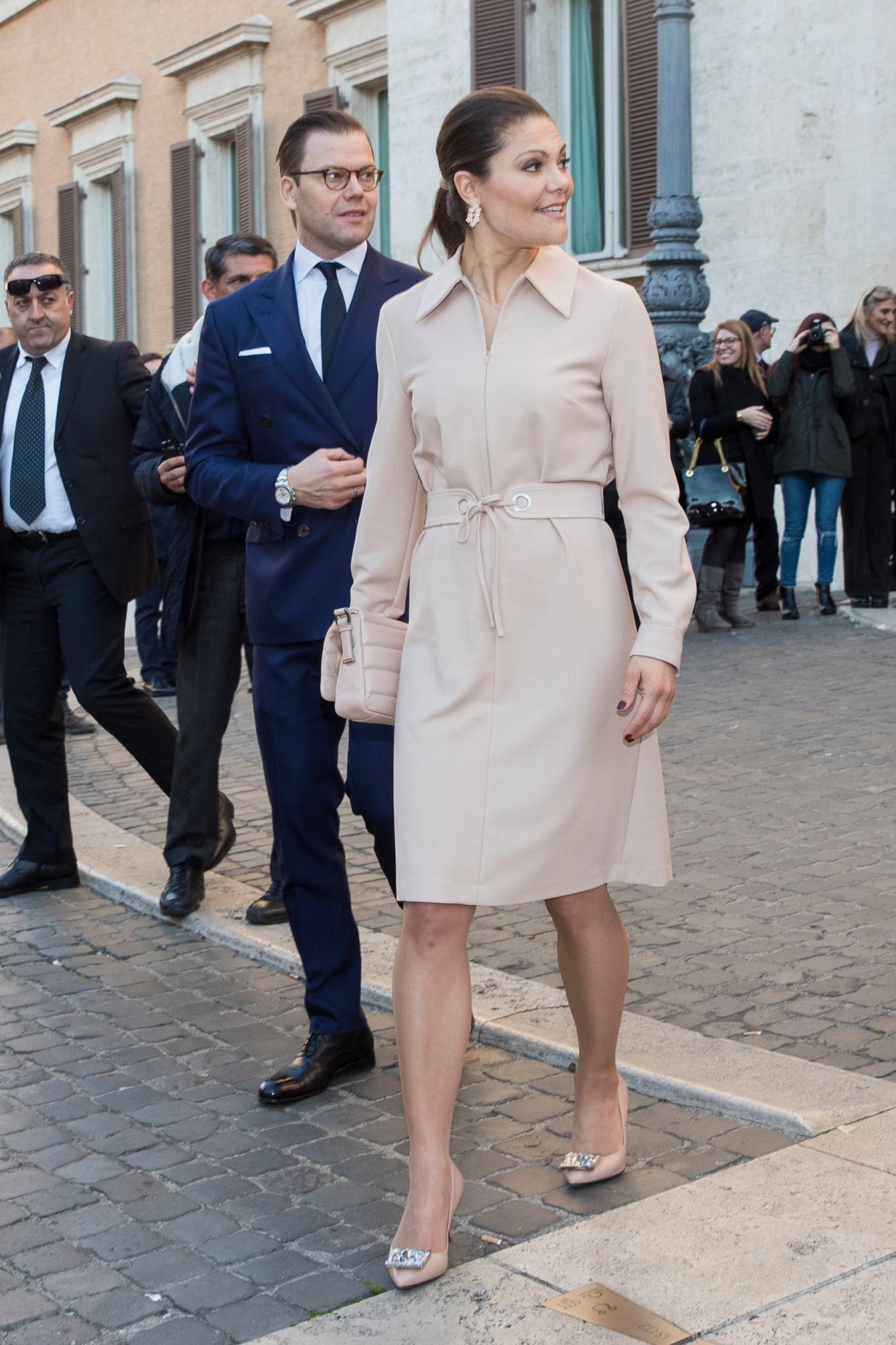 Prinz Daniel, Prinzessin Victoria