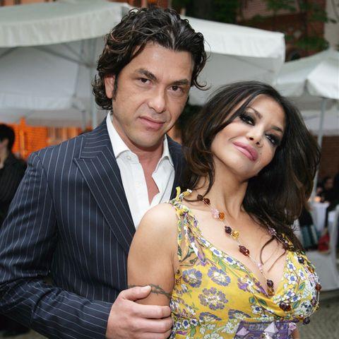 Kader Loth und ihr Freund Ismet Atli