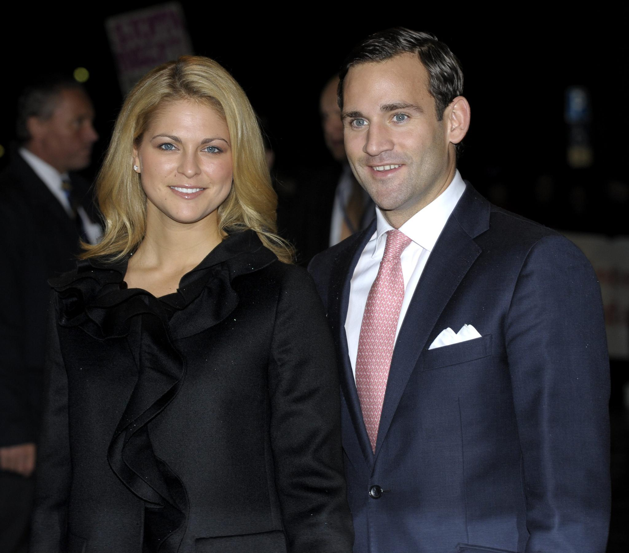 Prinzessin Madeleine und Jonas Bergström lösten ihre Verlobung 2010