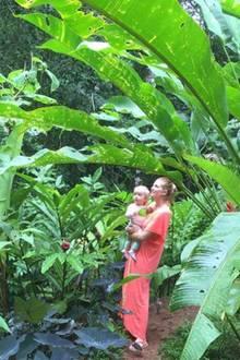 Dieser graue Januar schreit nach einer Auszeit. Auch Nina Bott möchte wieder zurück nach Costa Rica.