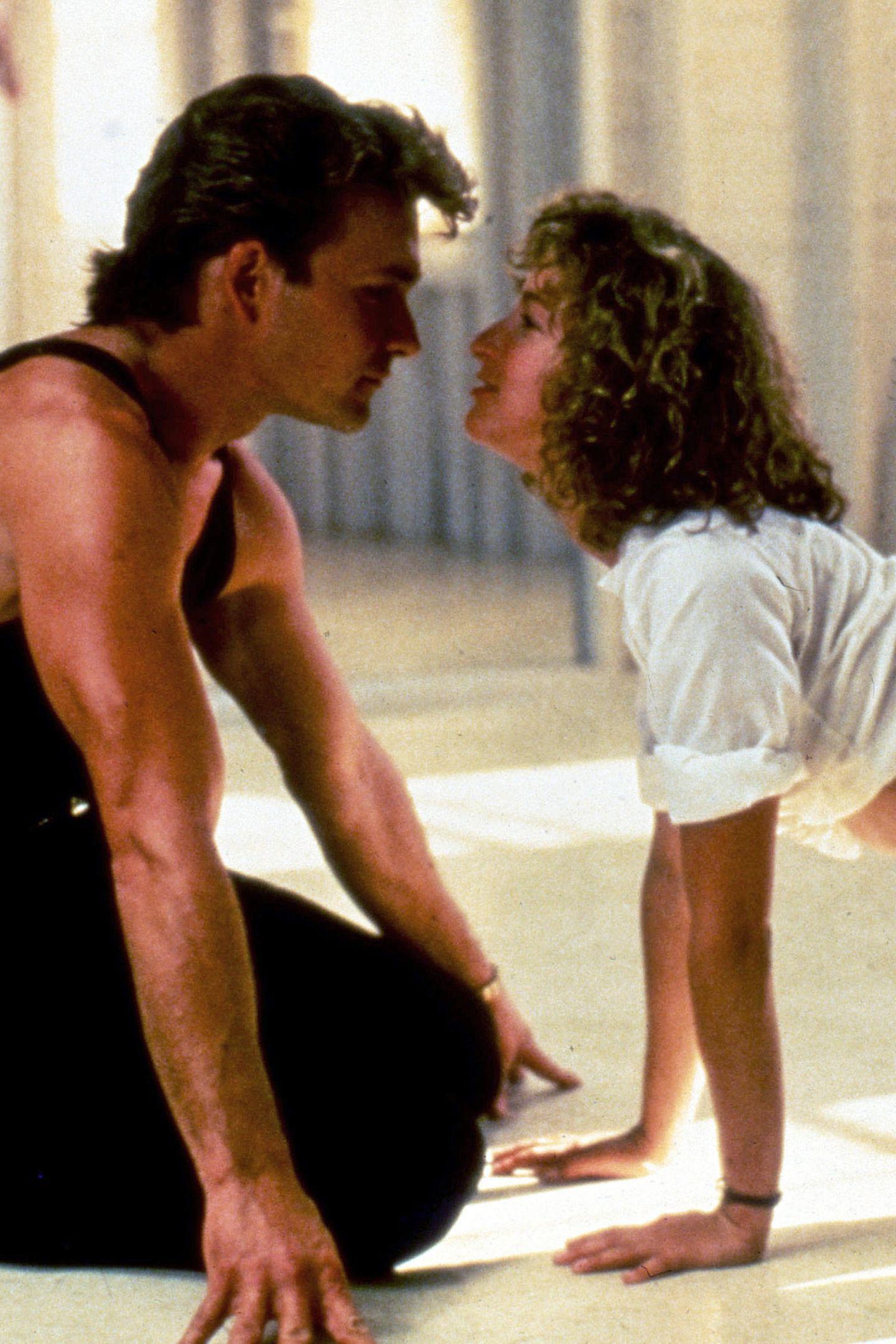 """""""Dirty Dancing"""" ist einer der erfolgreichsten Filme überhaupt, und Jennifer Grey ist als """"Baby""""an der Seite von Patrick Swayze weltberühmt geworden. Nicht zuletzt auch wegen ihrer auffälligen, aber niedlichen Nase."""