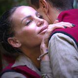 Die Zuschauer haben entschieden. Gina-Lisa Lohfink muss das Camp verlassen. Sie verabschiedet sich von Florian Wess.