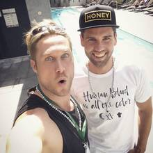 """Nico Schwanz und Alexander """"Honey"""" Keen"""
