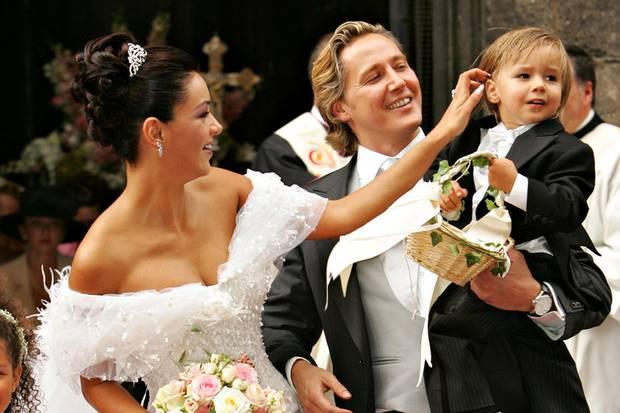 Verona Pooth Ihr Extravaganter Ehering Gala De