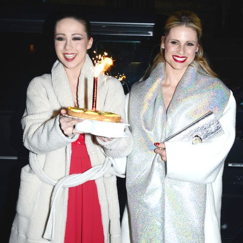 Aurora Ramazzotti und Michelle Hunziker