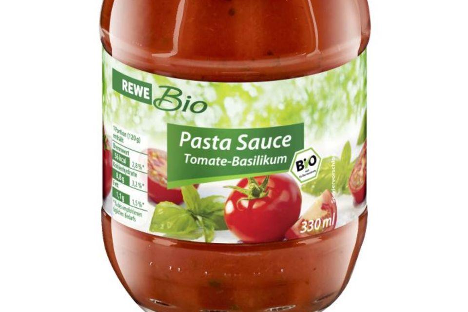 Pasta Sauce Tomate-Basilikum