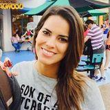 Valeria Piazza ist auch ohne Make-up leicht wiederzuerkennen. Ihr Merkmal: ein wunderschön natürliches Lächeln.