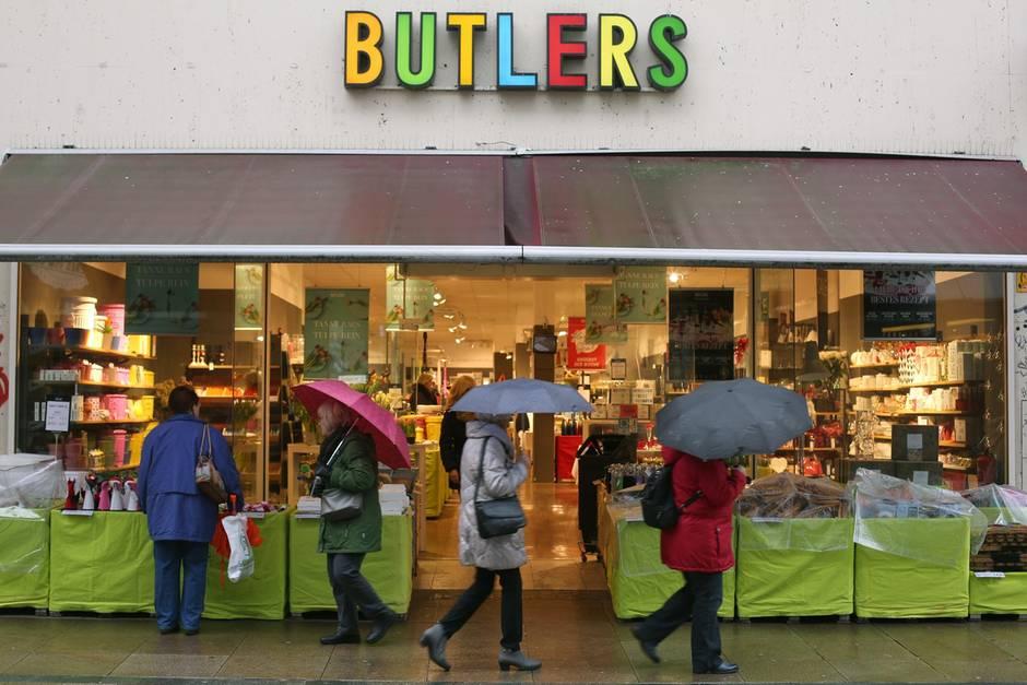 Butlers-Filiale