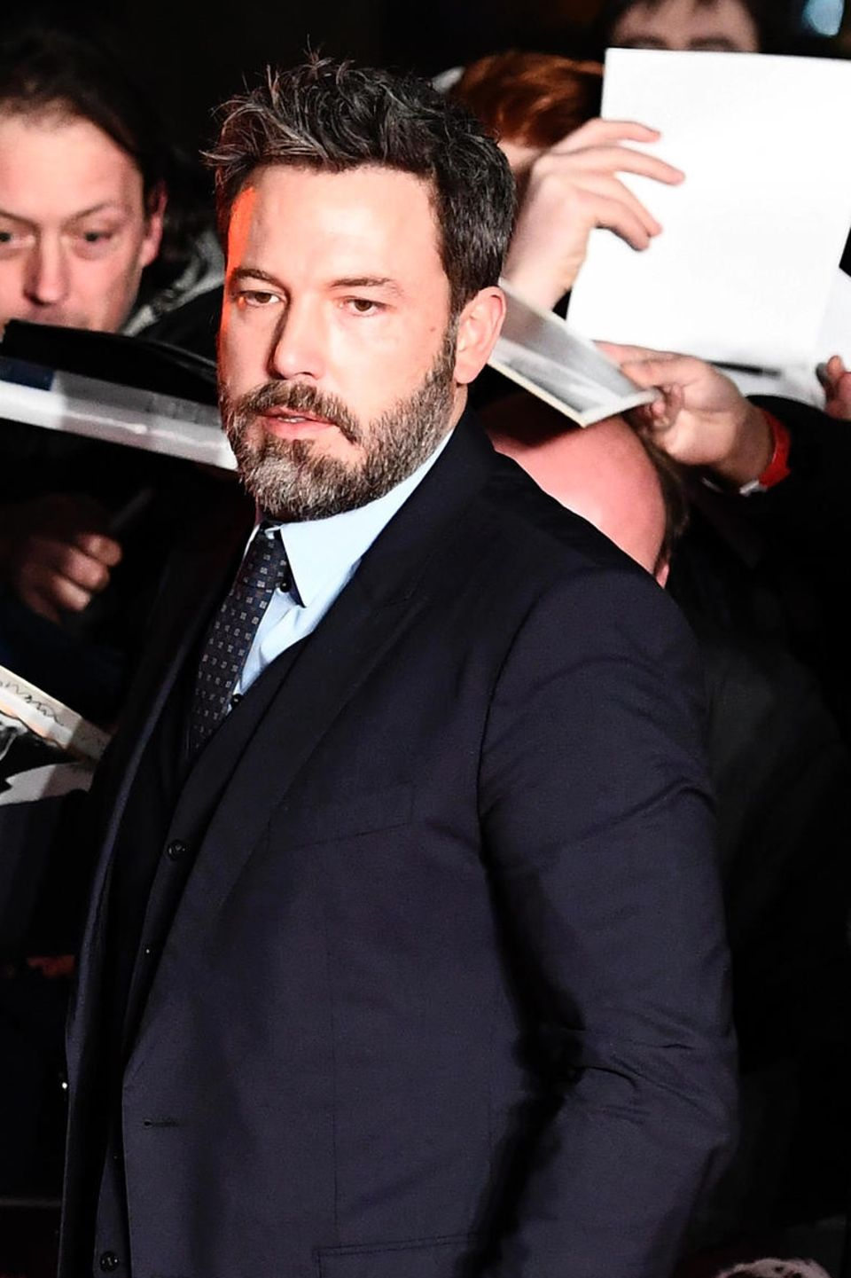 "Ben Affleck (bei der Europremiere von ""Live by Night"" in London, 11. Januar 2017)"