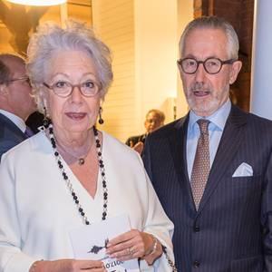 Prinzessin Christina und ihr Mann Tord Magnuson