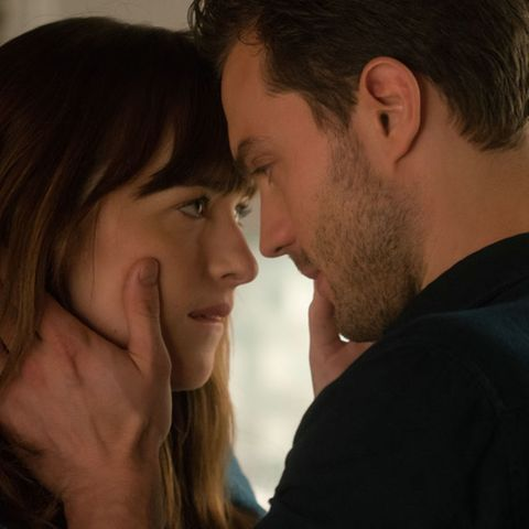 Dakota Johnson, Jamie Dornan