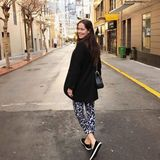 Gewohnt lässig und stilsicher präsentiert sich Ana Ivanovic in San Francisco. Die hübsche Brünette verbringt einige Tage gemeinsam mit dem Label Adidas in der Stadt. Es scheint also als würde der ehemalige Tennisprofi seine Pläne in die Tat umsetzen und sich mehr in Mode-und Beautythemen stürzen.