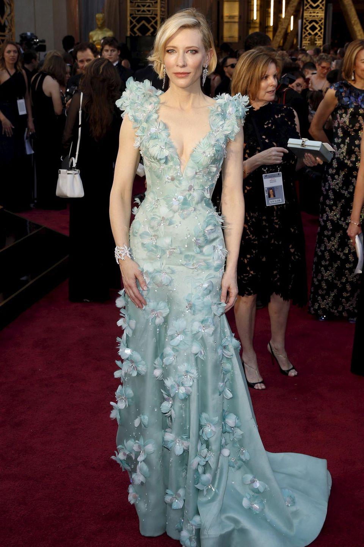 Cate Blanchett (bei den Oscars 2016)