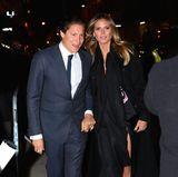 8. Februar 2017  Hand in Hand verlassen Vito Schnabel und Heidi Klum die amfAR Gala in New York. Fans freuen sich, denn gemeinsam wurde das Traumpaar schon seit längerem nicht gesichtet.