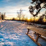 """Schweizer Alpen  Winterlandschaften eignen sich fast immer für ein romantisches Date. Besonders jedoch die Schweizer Alpen. Hier kamen sich auch Jan Kralitschka und """"seine"""" Melanie näher, als sie sich bei einer Schneeballschlacht und mit dem Schlitten auf der Piste austobten."""