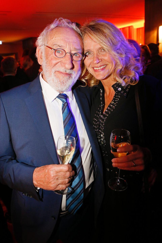 Dieter Hallervorden und Christiane Zander bei der GALA Opening Night.