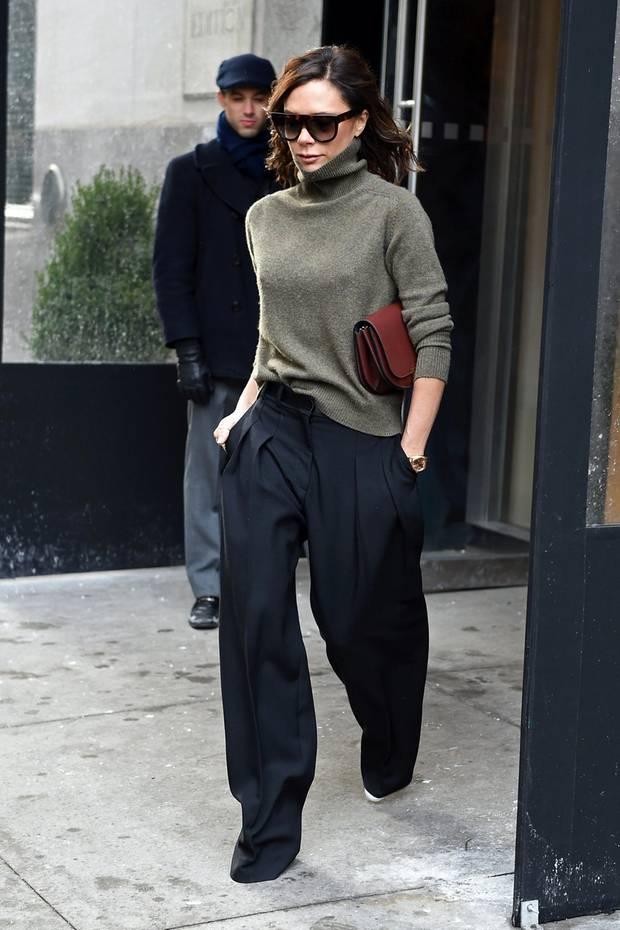 Victoria Beckham Ihre Sch Nsten Looks In Bildern S 56