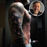 """Sixpack nach zwei Herzinfarkten: Ex-""""DSDS""""-Finalist Mike Leon Grosch krempelte in den vergangen Monaten sein Leben komplett um. Für den 39-jährigen Familienvater ist seine Gesundheit heute wichtiger denn je."""
