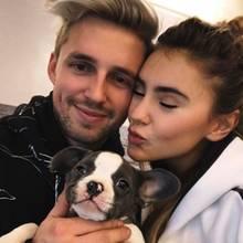 12. Februar 2017   Stefanie Giesinger und ihr Freund Marcus Butler haben sich in dieses süße Kerlchen verliebt.