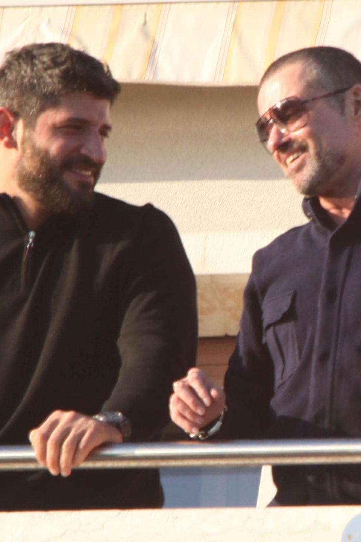 George Michael (†), Fadi Fawaz
