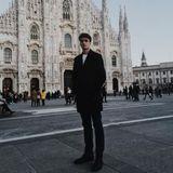 Sein bisher größter Erfolg als Model war die diesjährige Fashionweek in Mailand. Hier lief er für Luxus-Labels wie Dolce & Gabbana über den Laufsteg und hatte einen ziemlich ausgebuchten Terminplaner. Wir sind uns sicher (und hoffen schwer): Da wird noch einiges kommen!