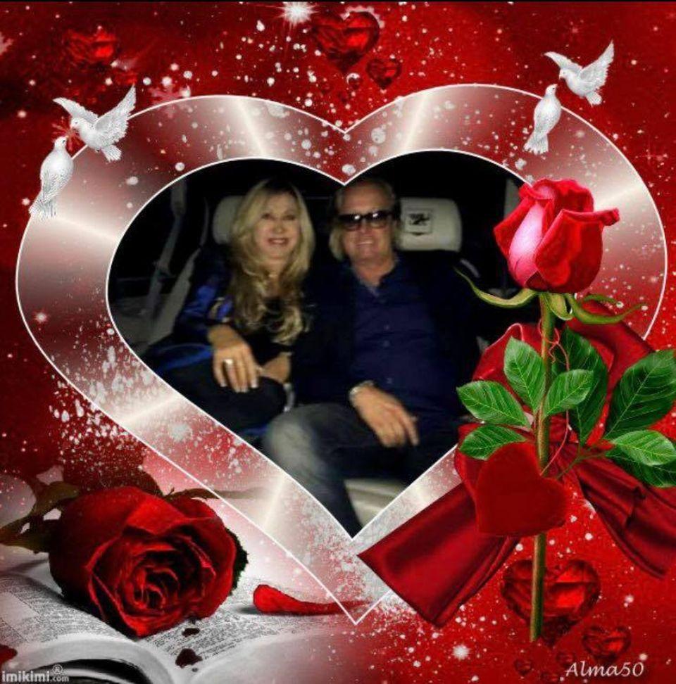 Carmen Geiss sendet liebe Valentinstagsgrüße an ihre Fans.