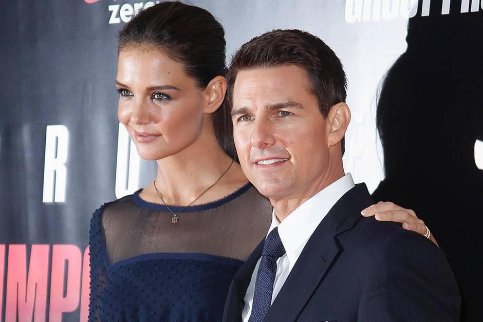 Katie Holmes + Tom Cruise: Dieser Verlust bringt sie einander näher ...