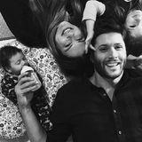 Supernatural-Star Jensen Ackles wurde Dezember 2016 stolzer Papa von Zwillingen.