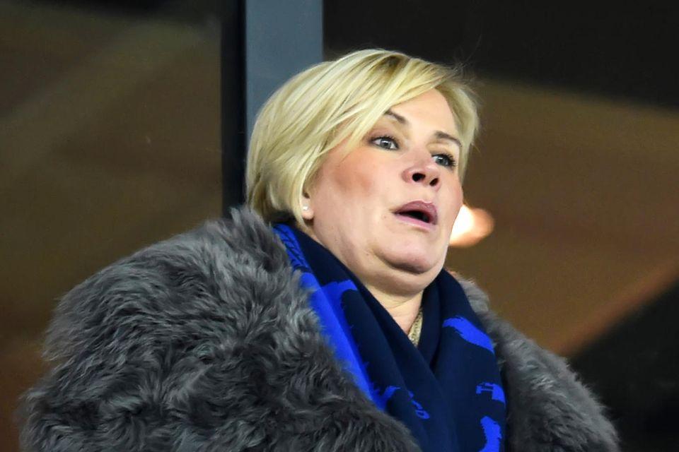Claudia Effenberg.