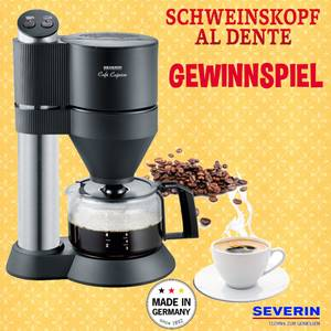 Gewinnspiel: Gala verlost Design-Kaffeeautomaten