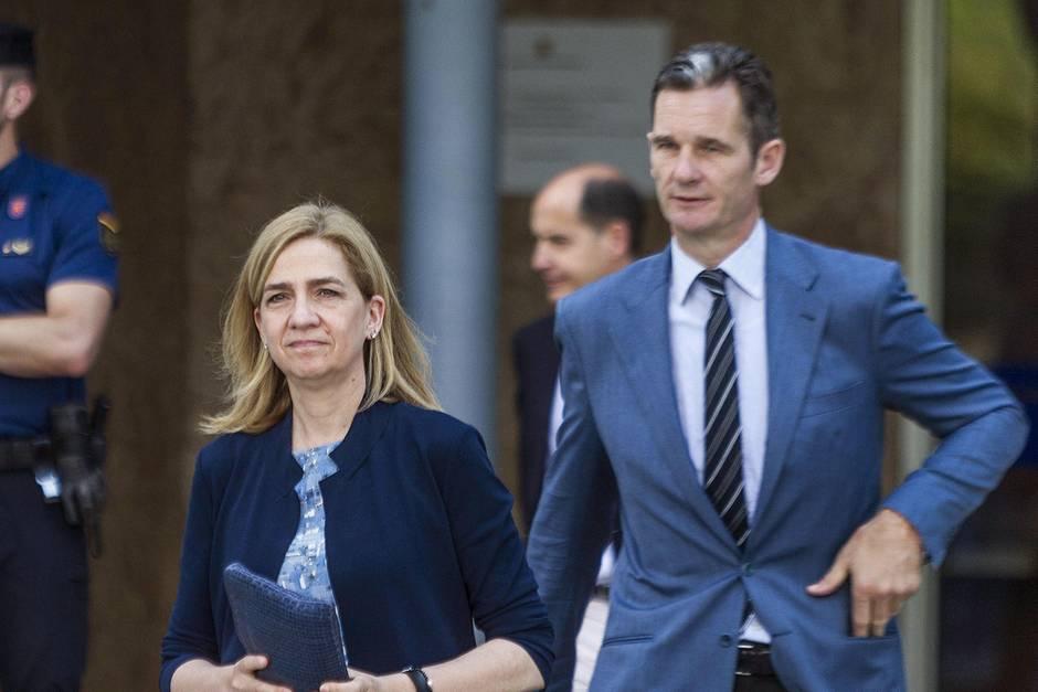 Prinzessin Cristina + Iñaki Urdangarín