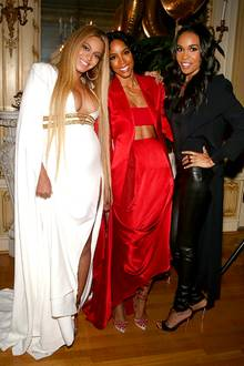 Beyoncé Knowles, Kelly Rowland, Michelle Williams