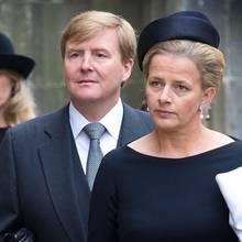 Königin Màxima, König Willem-Alexander, Prinzessin Mabel