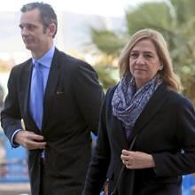 Prinzessin Cristina + Iñaki Urdangarin