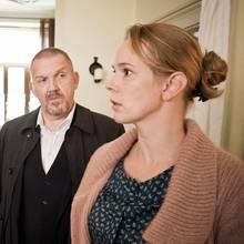 Klaus J. Behrendt,Dietmar Bär und Milena Dreißig