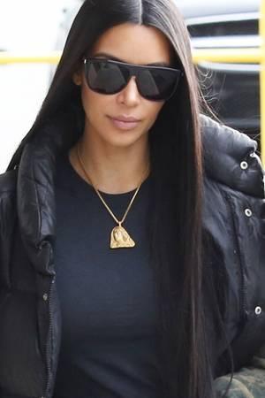 Kim Kardashian West + Saint West