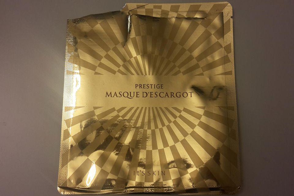 Prestige Masque D'Escargot vonIt's Skin