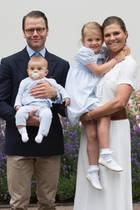 Prinz Daniel, Prinz Oscar, Prinzessin Estelle, Prinzessin Victoria