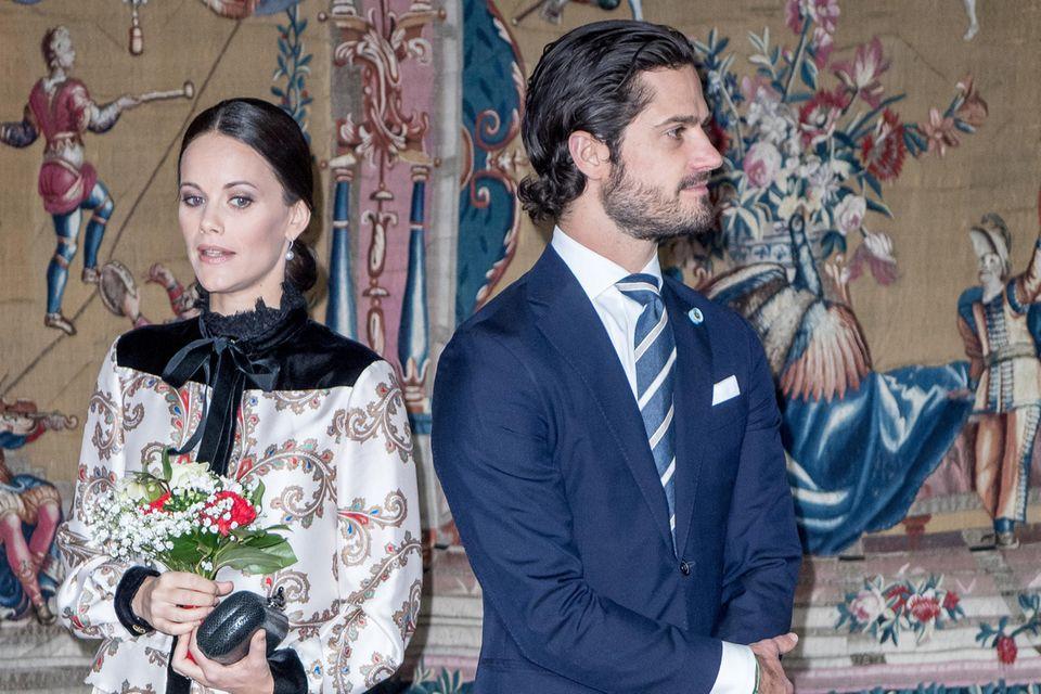 Prinzessin Sofia, Prinz Carl Philip