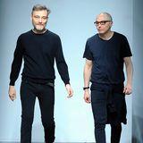 Diese zwei Männer stecken hinter den Designs von Fay: Tommaso Aquilano und Roberto Rimondi.