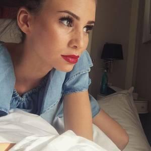 Betty Taube Ex Gntm Model Wird Pilotin Gala De
