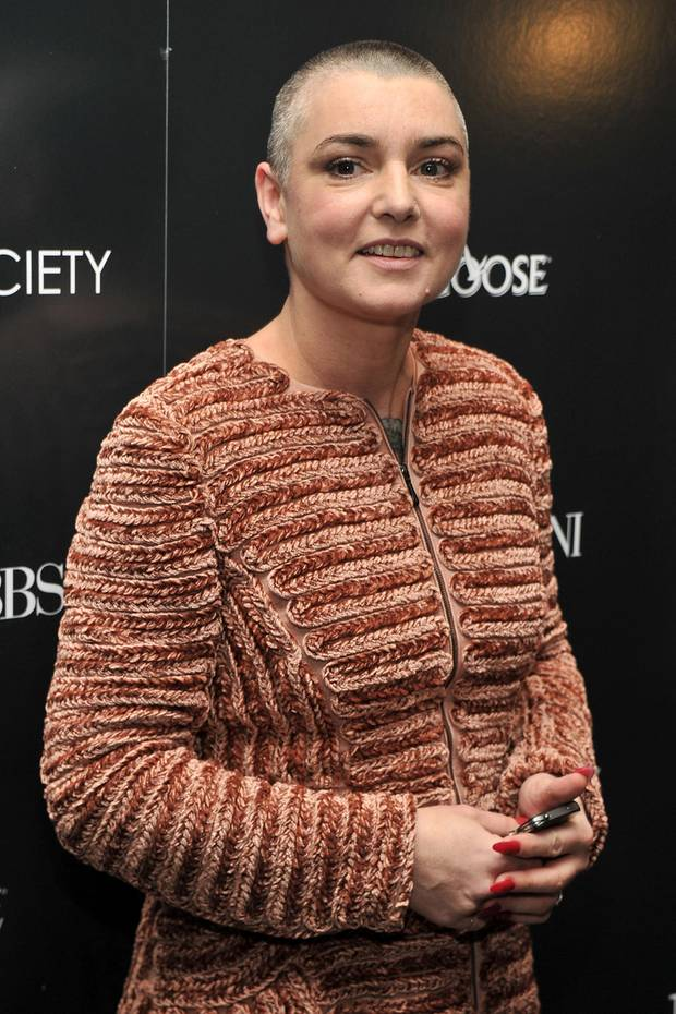Sinead O`Connor