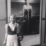 Emma Roberts hat das gleiche strahlende Lachen wie einst ihre Tante Julia Roberts.