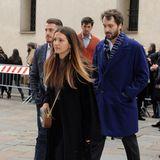 AuchMargherita Missoni will Franca Sozzani die letzte Ehre erweisen.